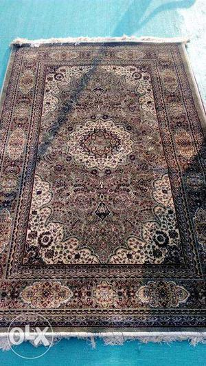 Persian silk carpets very high quality