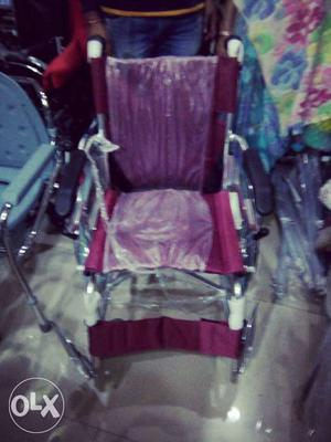 Wheel Chair in brand new state. Original price is