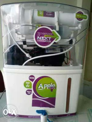 Apple Plus Water Purifier ro