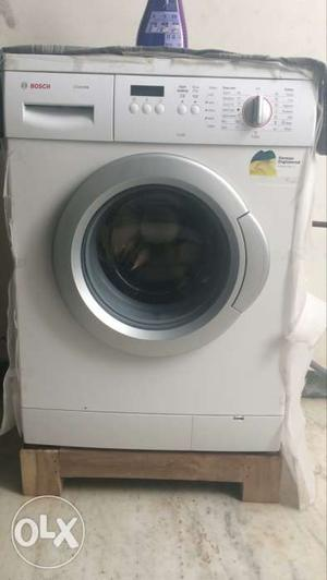 Bosch Front Load Washing Machine 3 Years Old Good