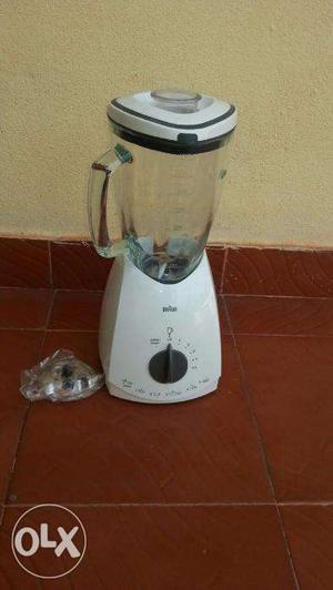 Braun mixer grinder call nine