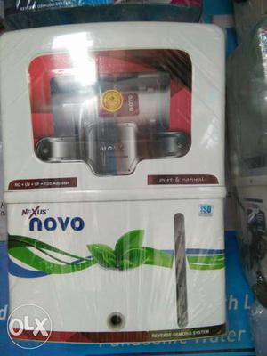 White Nexus Novo Water Purifier