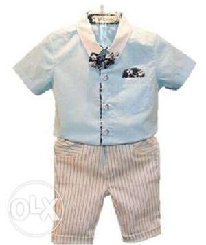 Classy Kids Formal Wear with Shirt and Pants