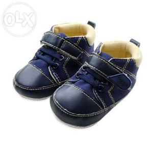 Designer Boys Blue Casual Shoes with Sift Base