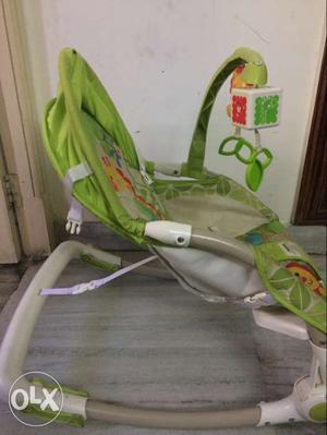 Fisher Price baby rocker. Excellent condition.