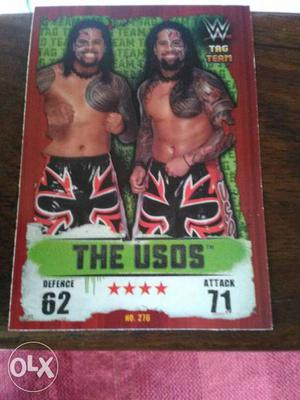 Seth Rollins silver card and big show normal
