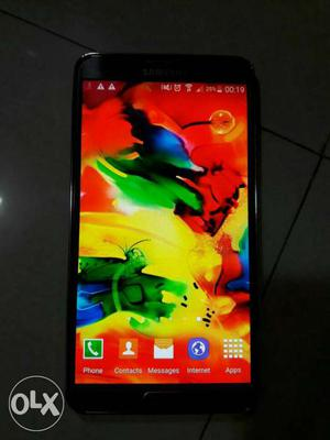 Buyed 1yr ago but used only 6month note 3. With charger and