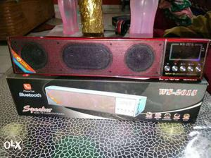 Imported bluetooth speaker 5 in 1 only 900/-