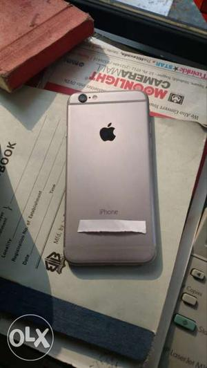 No Bargain/ Fixed Price Apple IPhone 6 (64 Gb)