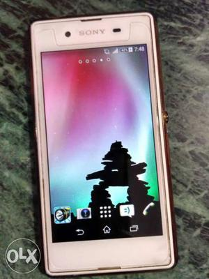 Sony Xperia E3 in good conditions, good battery