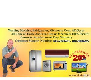 Washing Machine Service Problems Not Working Hyderabad
