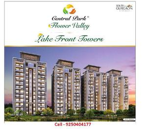 3 BHK Luxury Apartments | Central Park Lake Front Towers