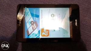 Dual 3g dual calling asus tablet with intel