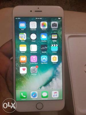 I phone 6 plus 16Gb with all accessories and box