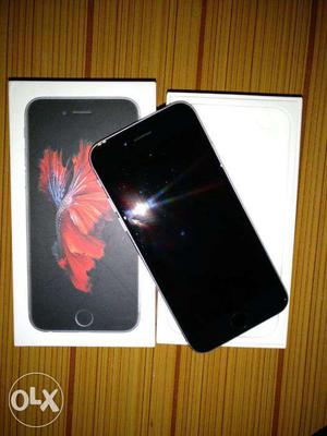IPhone 6S 64GB Space Gray 3 Months Hardly Used