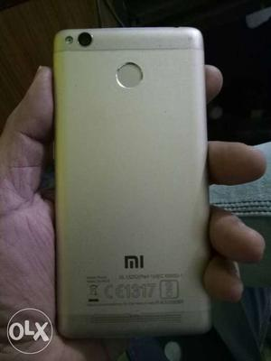 Mi 3s prime only 3 month old not even a single