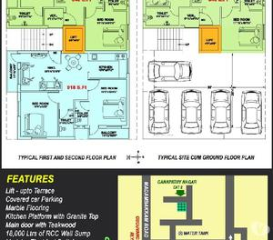 New flats for sale at Gudavanchery