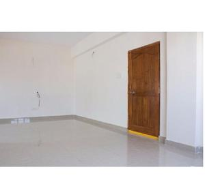 Rent a semi furnished flat in pragathi nagar for family