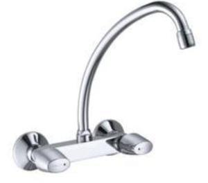 Sirocco single hole dual handle lavatory faucet Ernakulam