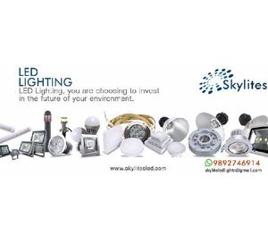 Skylites LED Bulb Supplier in Navi Mumbai, Maharashtra