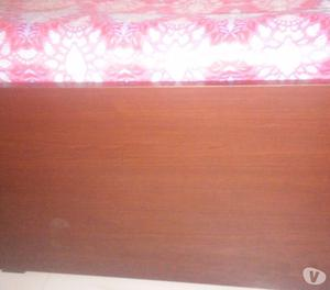 Two wooden single beds for immediate sale Bangalore