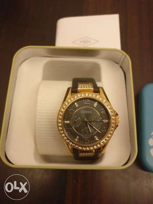BRAND NEW Unused Fossil watch for sale with