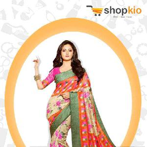 Buy Women's Ethnic Wear Online from Shopkio.com