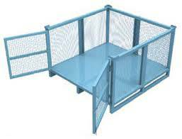 Collapsible Cage Bins Manufacturer Company in Mumbai