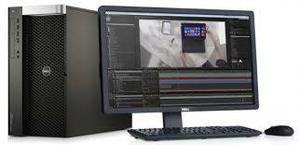 Dell Precision T Workstation rental Pune Peak