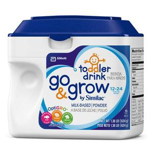 Go & Grow by Similac Milk Based Toddler Formula
