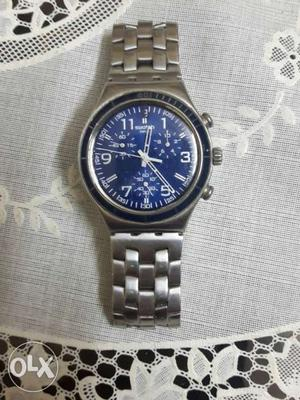 Used Swatch Men's Watch in excellent condition