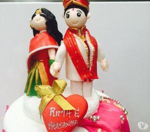 Delicious Wedding Cakes Online in Mumbai Mumbai