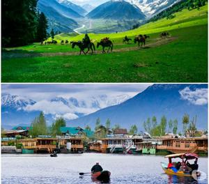 Kashmir Tour (12 nights13 days) 06May to 18May