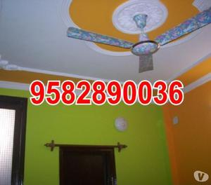One 1 bhk bedroom builder Floor for rent near shemrock buds