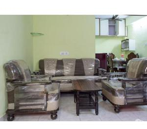 RENT A FULLY FURNISHED FLAT IN Hafeezpet