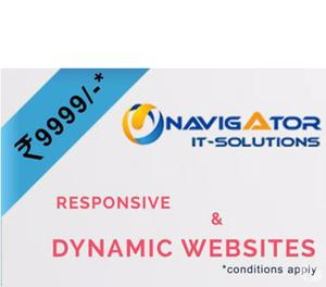 Web Design Company Navigator IT Solutions Thiruvanathapuram