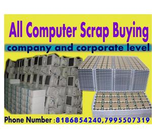 second hand computer and laptop we buying Hyderabad