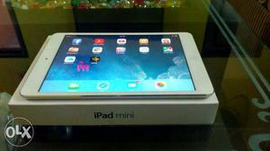 Apple I pad mini is to be sold in excellent