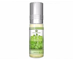 Green Tea 6ml Rollon Attar By Al Rehab Perfumes India