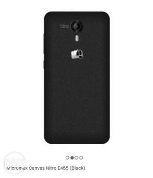 11 months old Micromax Nitro 4G