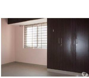 2 BHK Semifurnished Flat for rent in Manikonda for familyl