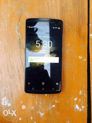 Brand new lenovo k4 note excellent condition