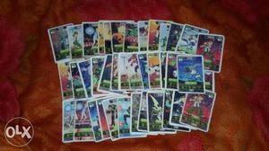 Ben10 playing cards (48 cards)
