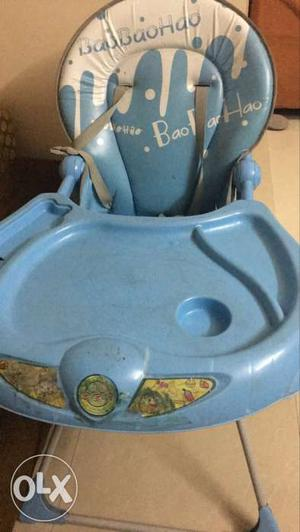 High chair for kids, can be used by a child till