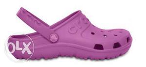 Kids crocs hilo clog k