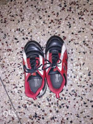 Shoes for children Size no 1