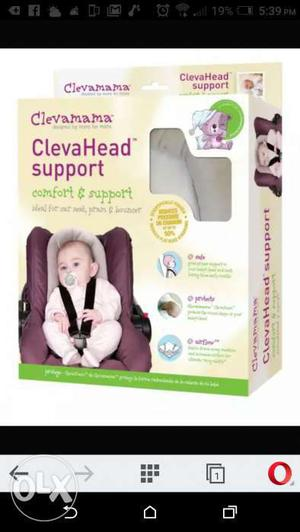 Used Clevahead support providers support for baby