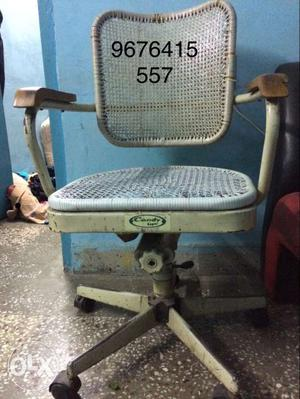 Grey Mesh Back Office Chair