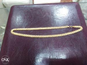 10.4 Grams...18 Caret, 750 Hallmarked Gold