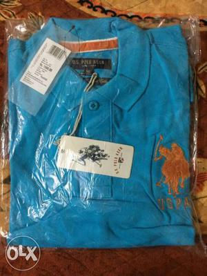 Blue Ralph Lauren Polo Shirt